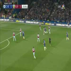 Chelsea [2]-1 Burnley - Higuain 14'