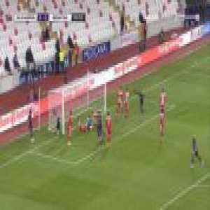 Sivasspor 0-1 Besiktas - Domagoj Vida 31'