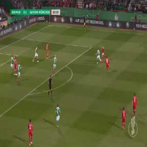 Bremen 0-2 Bayern - Thomas Muller 63'