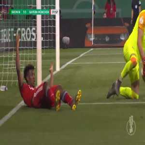 Bremen 2-[3] Bayern - Robert Lewandowski penalty 80'