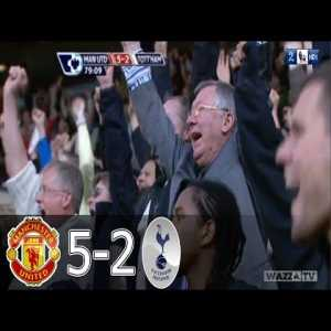 Exactly 10 years to this day, Man Utd played Spurs at OT in one of the Prems most iconic matches. Losing by 2 goals at home by half time, Utd brought on Tevez as sub, joiming Rooney, Ronaldo and Berbatov. Strikeforce. Utd won 5-2 and went on to retain the League title that season.