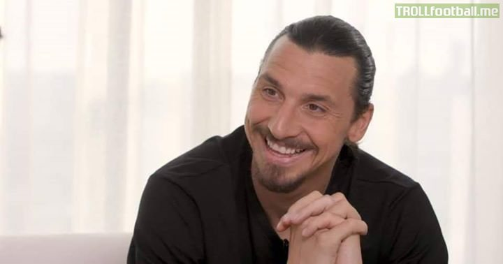 "Zlatan Ibrahimovic: ""It's nothing special that"
