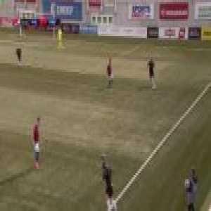 Fantastic goal in the Icelandic premier league!