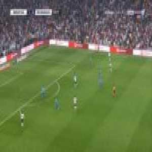 Besiktas 2-0 Ankaragucu - Domagoj Vida 54'