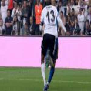 Besiktas 3-[1] Ankaragucu - Hadi Sacko penalty 79'