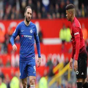 Gonzalo Higuain set to stay with Chelsea next season- Maurizio Sarri