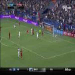 LA Galaxy [2]-1 Real Salt Lake - Zlatan Ibrahimovic 78'