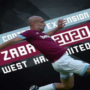 West Ham United activate option on Pablo Zabaleta's contract keeping him at the club until 2020