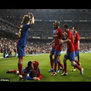 10 years ago, Barcelona defeated Real at Bernabeu, 2-6, to claim LaLiga title