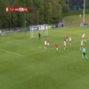 Hungary U17 1-0 Portugal U17 - Mark Kosznovszky 80'