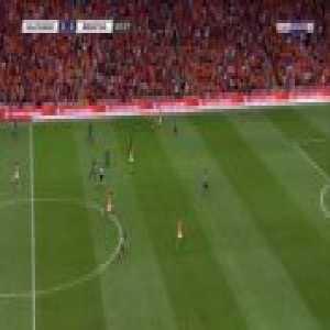 Galatasaray 1-0 Besiktas - Henry Onyekuru 44'