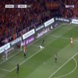 Galatasaray 2-0 Besiktas - Fernando 54'