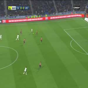 Olympique Lyonnais 1-0 Lille OSC - M. Terrier 11'