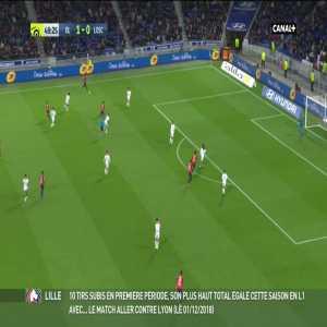 Olympique Lyonnais 1-[1] Lille OSC - L. Rémy 50'