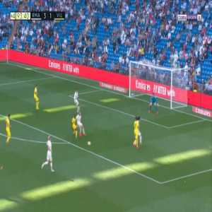 Real Madrid 3-[2] Villarreal - Jaume Costa 90'+4'