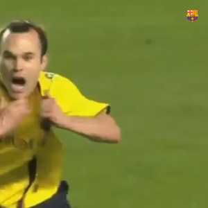 10 years ago today: Iniesta scores a late equalizer to break Chelsea's hearts and send Barca to the Champions League final