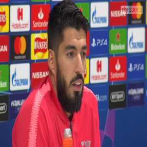 Luis Suarez responds to criticism from Liverpool fans and says he won't celebrate if he scores at Anfield