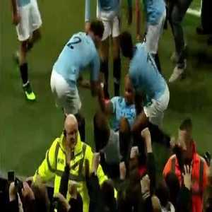 Manchester City 1 vs 0 Leicester City - Full Highlights & Goals