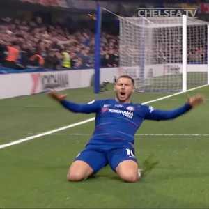 Hazard's solo goal vs West Ham wins Premier League Goal of the Month for April
