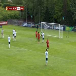 Portugal U17 2-0 Russia U17 - Gerson Sousa 50'