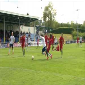 Portugal U17 2-[1] Russia U17 - Kirill Shchetinin 68' (pen)