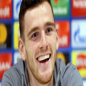 """Reporter: """"You had a running battle with Suarez and he took you out"""" Robertson: """"Who's going to the final?"""""""
