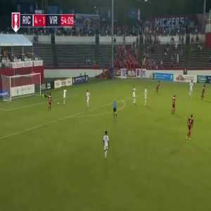 GREAT GOAL   '55   Charles Boateng Hat Trick   Richmond Kickers [5] - 1 Virginia United FC   US Open Cup