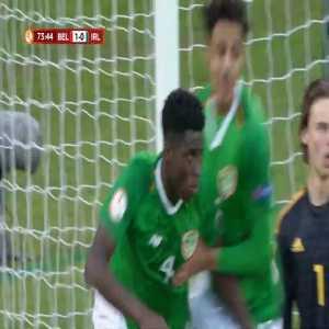 Ireland U17 [1]-1 Belgium U17 - Timi Sobowale 74'