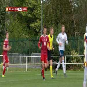 Russia U17 [2]-2 Hungary U17 - Aslan Mutaliev 87'