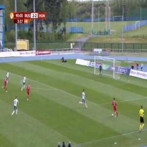 Russia U17 2-[3] Hungary U17 - Andras Nemeth 90'+4'