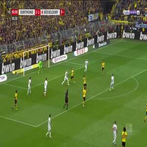 Dortmund [3]-1 Düsseldorf - Götze 90+2'
