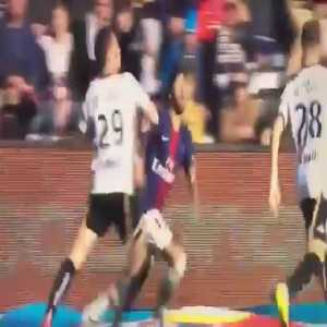 Neymar with an incredible move (PSG vs Angers)