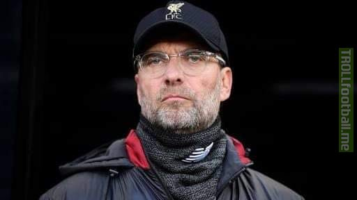 97 points, only lost 1 game, second most goal scored, least goal conceded (22) along with City, still lost the league by 1 points.  You gotta feel for Klopp and Liverpool. Football can be cruel sometimes.