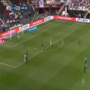AZ Alkmaar 1-0 PSV - Guus Fact: 49'