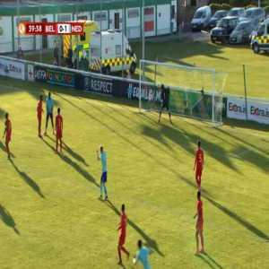 Belgium U17 0-2 Netherlands U17 - Anass Salah-Eddine 40'