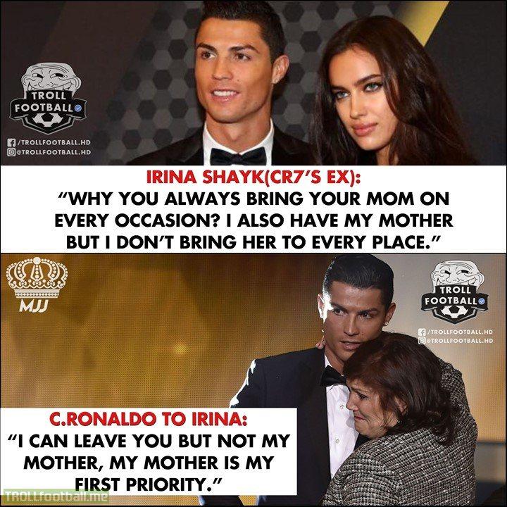 Cristiano Ronaldo!♥️👏   MothersDay