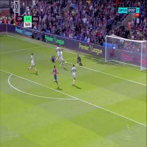 Crystal Palace [3]-0 Bournemouth: OG Jack Simpson