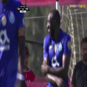 Marega's backheel goal is wrongfully disallowed (Nacional vs Porto)