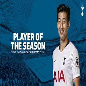 Tottenham Hotspur 2018/19 Player of the Season... ...Heung-Min Son!
