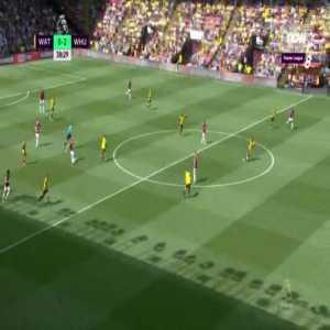 Watford 0-2 West Ham: Lanzini