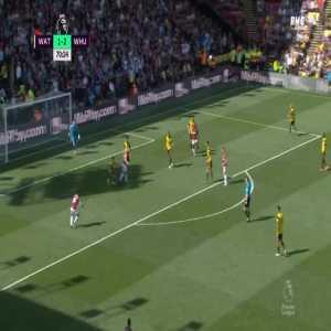 Watford 1-[3] West Ham - Marko Arnautovic 71'