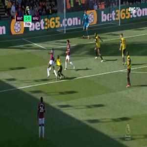 Watford 1-[4] West Ham - Mark Noble penalty 78'