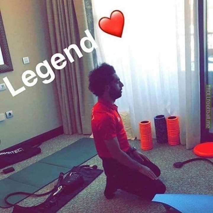 Mohamed Salah.🤲♥️