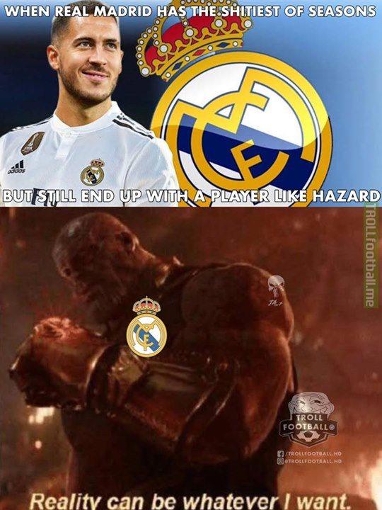 Just Madrid things. JAw7