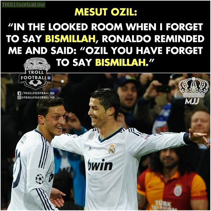 Respect, Cristiano Ronaldo!👏♥️