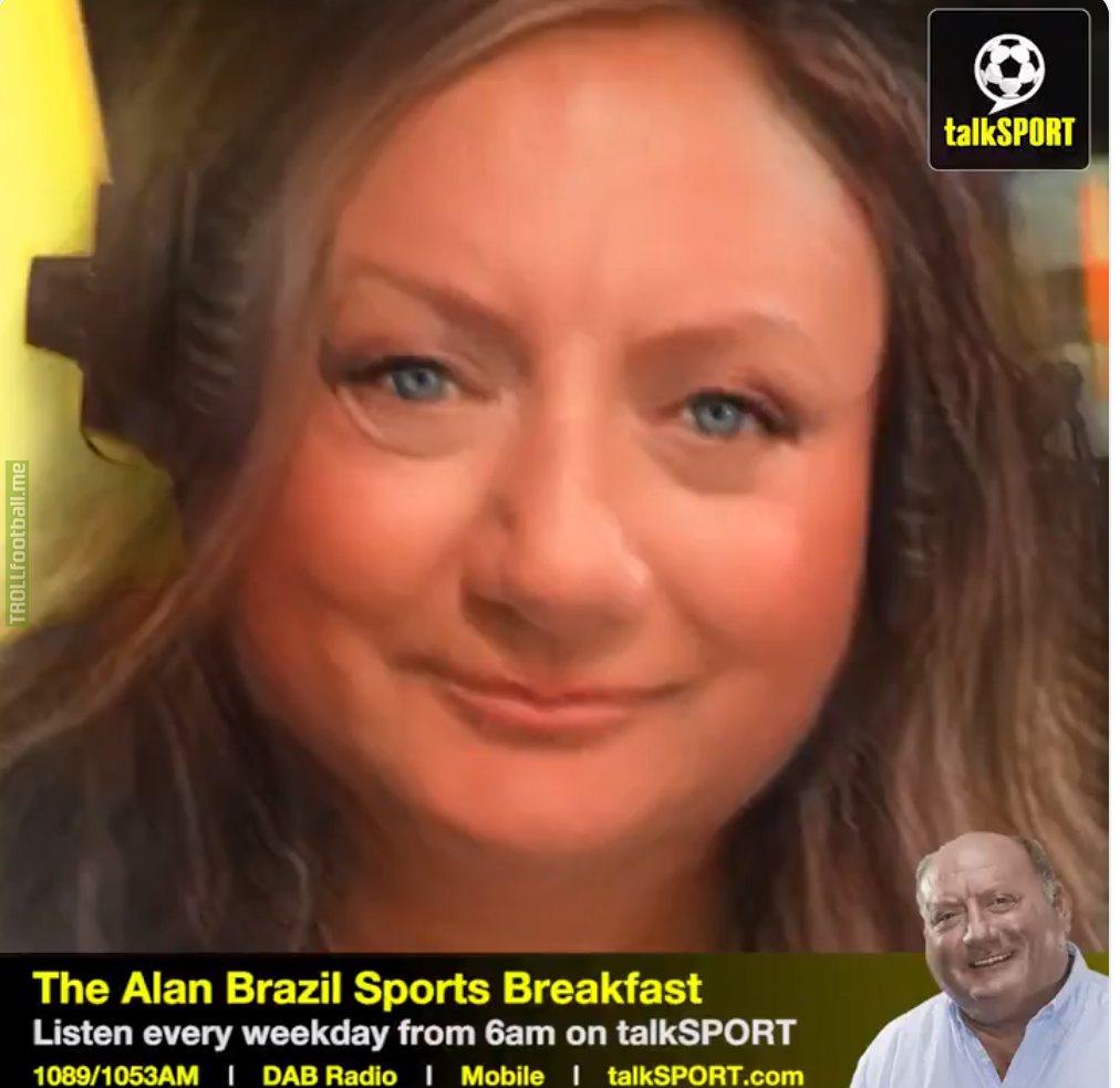 Alan Brazil's gender swap