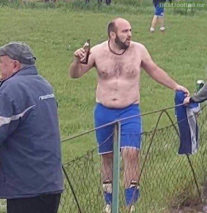 Gonzalo Higuain spotted training off hours for the Europa League final vs Arsenal.  Respect the hustle 👊🏼 💯💯💯 🚀