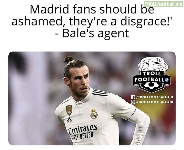 f4dcff883e8 Real Madrid offer Bale back to Tottenham in £10m loan (Sun)
