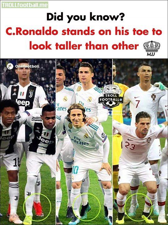 Wtf?! Cristiano Ronaldo!🤦♂️😂