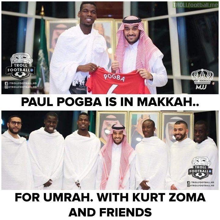 Paul Labile Pogba.🤲♥️